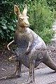 Blijdorp - Beeld van een kangaroo.jpg