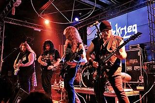 Blitzkrieg (band)