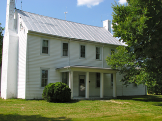 Bloomsbury Farm (Spotsylvania County, Virginia) - Bloomsbury Farm (Spotsylvania County, Virginia)