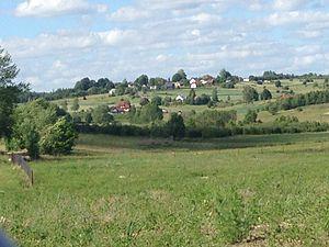 Błotnia, Pomeranian Voivodeship - Blotnia (Braunsdorf), Poland