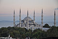 Blue Mosque (The Sultan Ahmed Mosque) (8396648956).jpg