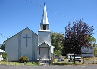 Bly, Oregon - The Christian and Missionary Alliance Church in Bly