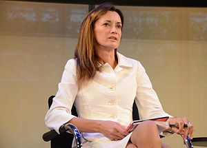 Blythe Masters - Blythe Masters speaking in 2015