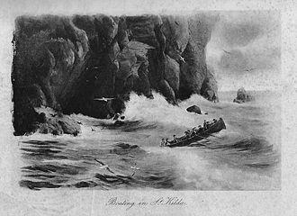 "Norman Heathcote - Photogravure ""Boating in St Kilda"" (from St Kilda)"