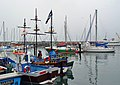 Boats in Scarborough Harbour - geograph.org.uk - 774032.jpg