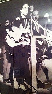 Bobby Edwards American singer
