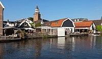 Bodegraven , de Sint Galluskerk RM9751 vanaf de Oude Rijn IMG 9246 2021-05-30 18.21.jpg