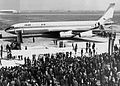 Boeing 707-First flight-Mashhad Airport-1970.jpg