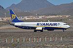 Boeing 737-8AS(w) 'EI-ENM' Ryanair (24954468601).jpg