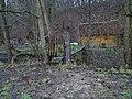 Bojanovice, údolí Kocáby, lávka k chatám.jpg