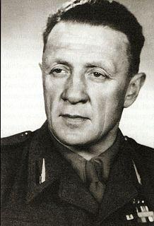 Polish Army officer