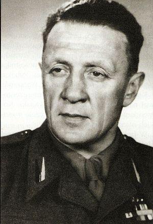 Bolesław Kontrym - Bolesław Kontrym nom de guerre Żmudzin et al