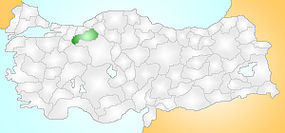 Bolu Turkey Provinces locator.jpg