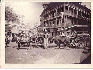 Timeline of Mumbai - Mumbai 1910