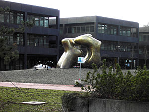 Federal Ministry for Economic Cooperation and Development - Offices of the BMZ in the former Federal Chancellery in Bonn.