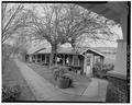 Boone-Truly Ranch, Wash House, 11119 Northeast 185th Street, Bothell, King County, WA HABS WASH,17-BOTH,1B-1.tif