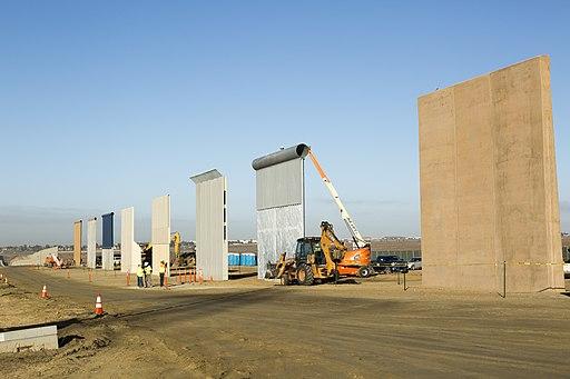 Border Wall Prototype Construction (24075826918)