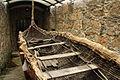 Borna- reconstrucción de una embarcación de la Edad de Bronce, hecha en 1974.jpg