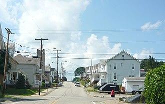 Penn, Pennsylvania - Locust Street