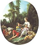 Boucher, François - Are They Thinking About the Grape?.jpg