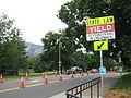 Boulder Pedestrian warning sign.JPG