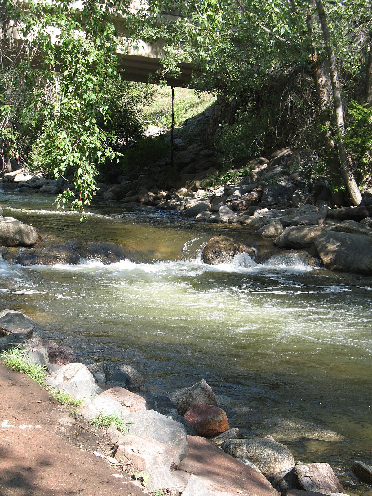 boulder creek colorado wikipedia