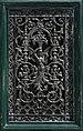 Boulevard du Temple (Paris), numéro 42, portail 06 grille en fonte.jpg