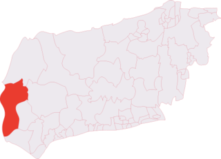 Bourne (electoral division) electoral division of West Sussex