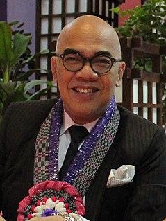 Boy Abunda Filipino television host, publicist, talent manager and celebrity endorser