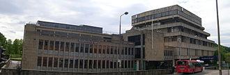 Bradford & Bingley - Image: Bradford Bingley HO1