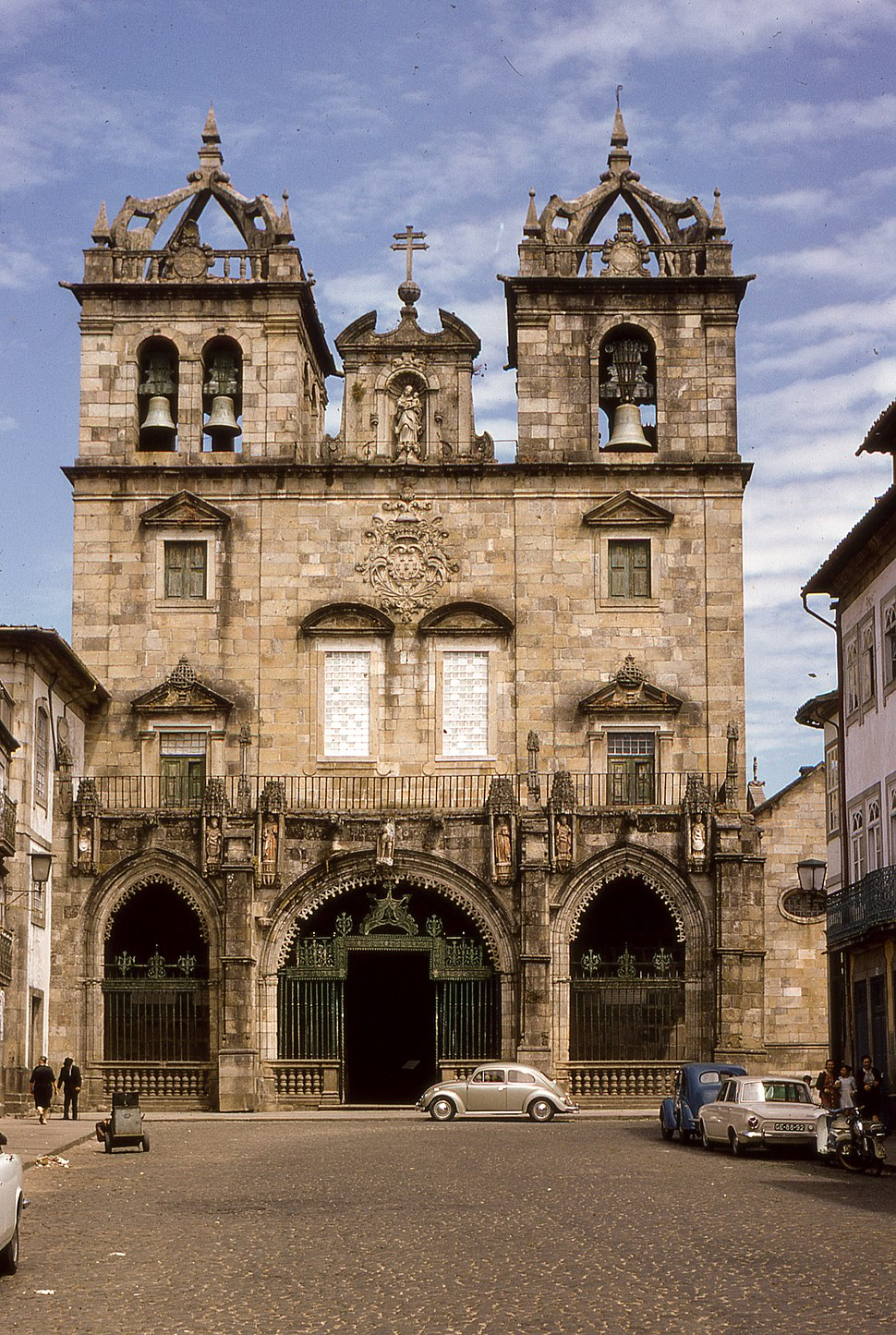 Braga-Cathedrale-1967 08 27
