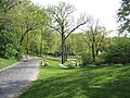 Brandywine State Park entrance road, May 2007.jpg