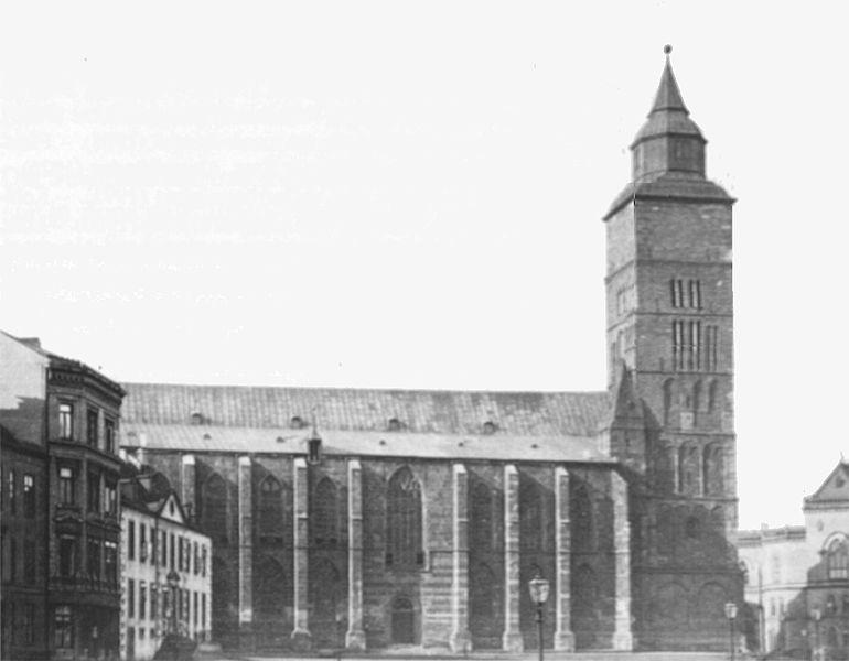 File:Bremer Dom Nordseite vor 1888.jpg