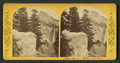 Bridal Veil Fall and Union Rock, from Robert N. Dennis collection of stereoscopic views.png