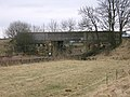 Bridge on Wyndford Road - geograph.org.uk - 1767208.jpg