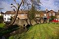 Bridge over mill stream, Chipstead - geograph.org.uk - 805845.jpg