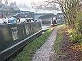 Bridgewater Canal London Road Bridge 1949.JPG