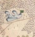 Briesen Urmesstischblatt 2848-1826.png