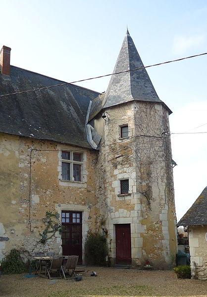 Le Prieuré (ancien) - Broc - Maine-et-Loire (49)