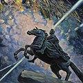 Bronze Horseman by Kustodiev.jpg