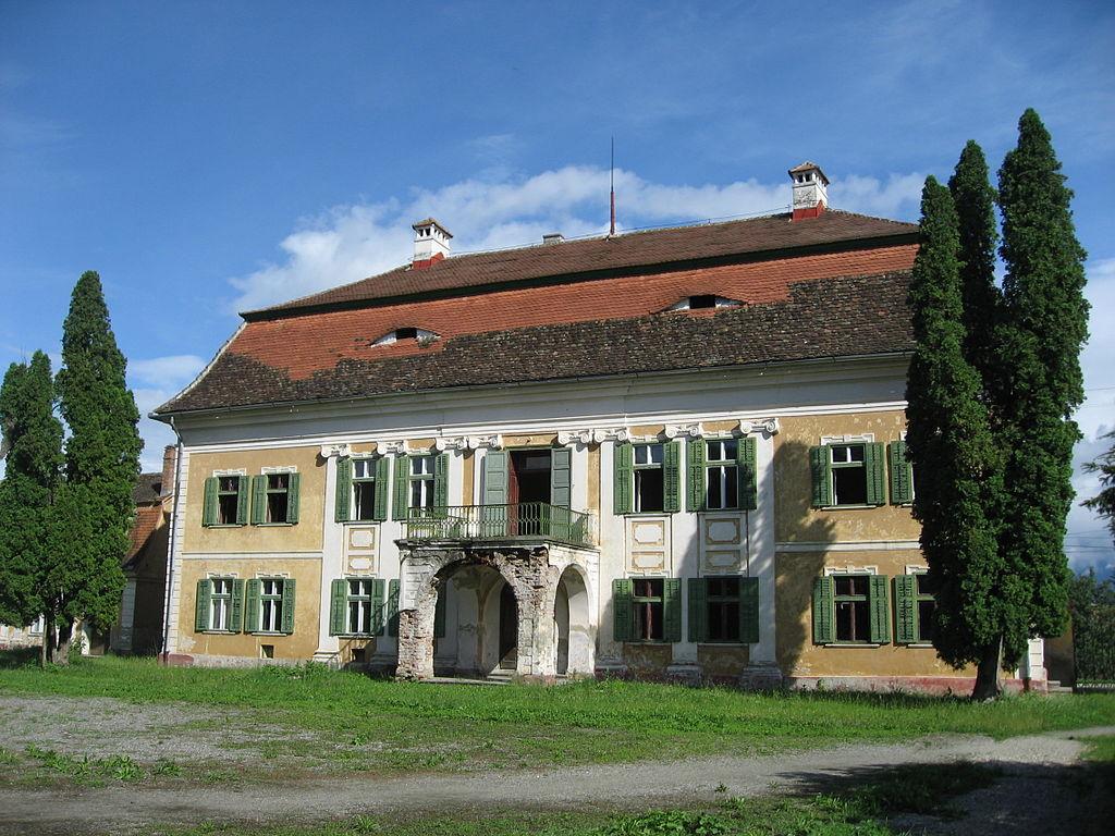 Brukenthal'sche Sommerresidenz Hauptgebäude