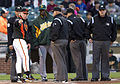 Buck Showalter and umpires 4-27-12.jpg