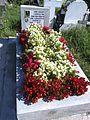 Bucuresti, Romania, Cimitirul Bellu Catolic, Mormantul compozitorului Dan Iagnov, septembrie 2015; B-IV-a-B-20118.jpg