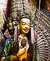 Buddhist statue in Leh.jpg