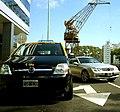 Buenos Aires - Puerto Madero - Taxi - Hotel Hilton.jpg