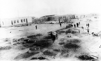 The construction of Nubarashen in the 1920s