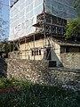 Building restoration, Ampney Crucis - geograph.org.uk - 421961.jpg