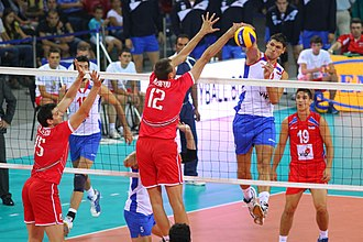 Bulgaria men's national volleyball team - Bulgaria Defeating Powerful Rivals Serbia in 2011