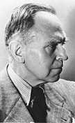 A photo of Otto Hahn