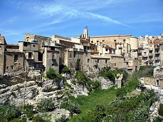 Burgio Comune in Sicily, Italy